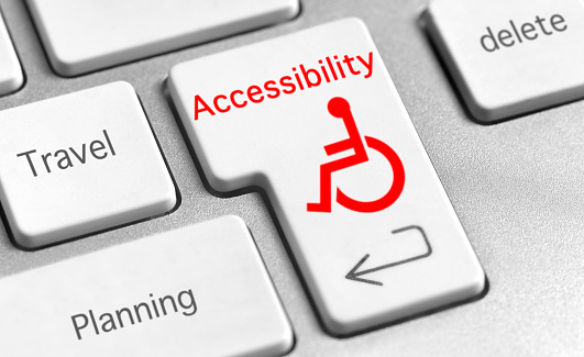 Accessibility for Persons with Disabilities「WHEELCHAIR ACCESSIBILITY」:スマホ壁紙(6)