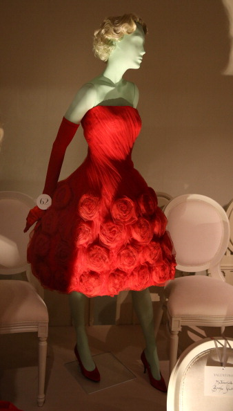 Tulle Netting「Valentino: Master of Couture Press View」:写真・画像(15)[壁紙.com]