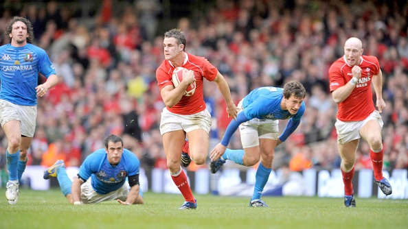 Patriotism「SIX NATIONS RUGBY WALES V ITALY」:写真・画像(0)[壁紙.com]