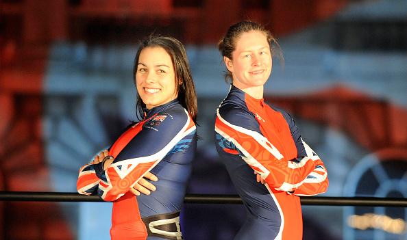 2012 Summer Olympics - London「NICOLA MINICHIELLO & GILLIAN COOKE PORTRAIT」:写真・画像(2)[壁紙.com]