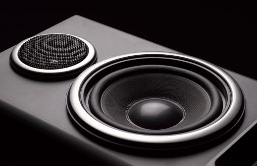 Audio Equipment「STEREO LOUDSPEAKER CLOSE UP」:スマホ壁紙(7)