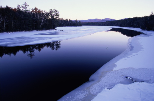 Adirondack Mountains「WINTER SCENE, ADIRONDACKS」:スマホ壁紙(14)