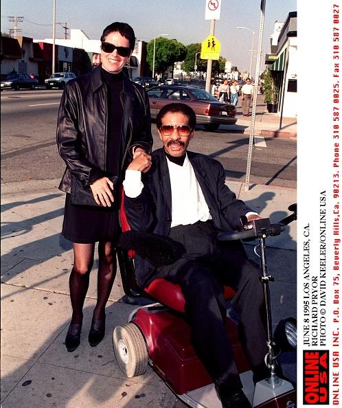 David Keeler「JUNE 1995. RICHARD PRYOR」:写真・画像(16)[壁紙.com]