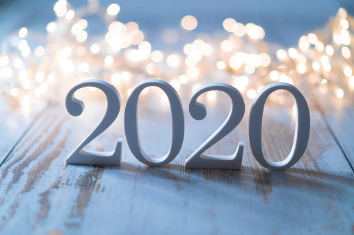 New Year「2020」:スマホ壁紙(17)