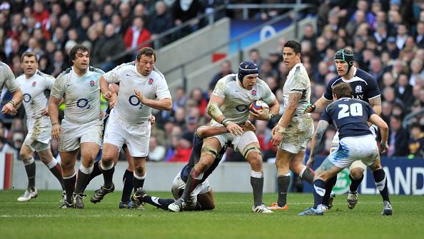 Patriotism「Six Nations Rugby Union England v Scotland at Twickenham 2011」:写真・画像(3)[壁紙.com]