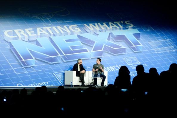 Keynote Speech「Mark Zuckerberg Attends Mobile World Congress 2014」:写真・画像(11)[壁紙.com]