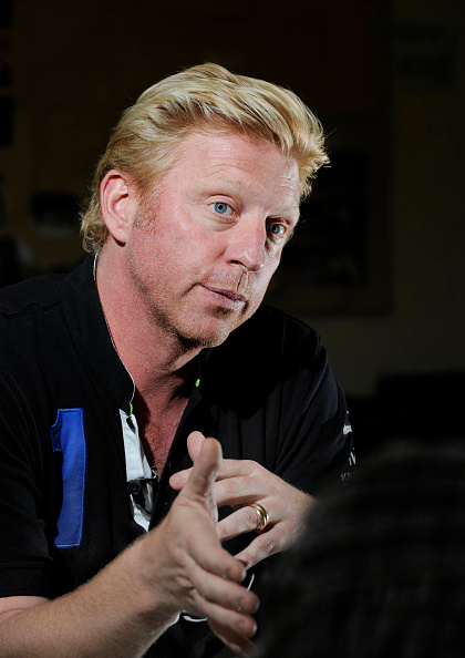 David Becker「BORIS BECKER PORTRAIT」:写真・画像(0)[壁紙.com]