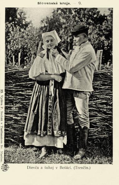 1900「Slovak folk costumes」:写真・画像(0)[壁紙.com]