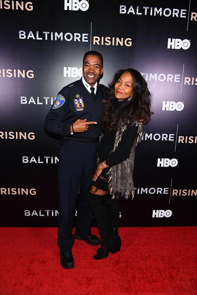 Sonja Sohn「Red Carpet Premiere of HBO Documentary Baltimore Rising」:写真・画像(5)[壁紙.com]