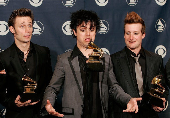 Spiked「48th Annual Grammy Awards - Press Room」:写真・画像(14)[壁紙.com]