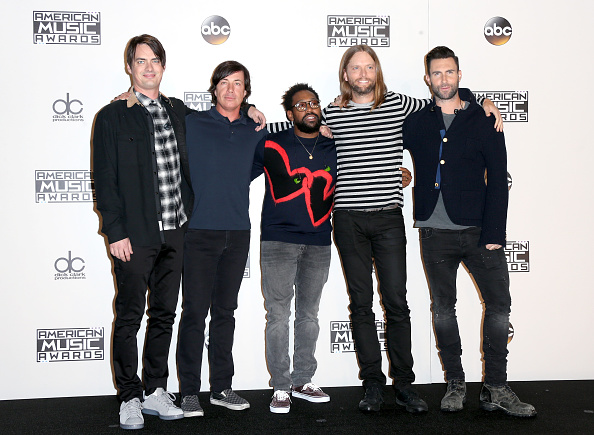 Event「2016 American Music Awards - Press Room」:写真・画像(1)[壁紙.com]