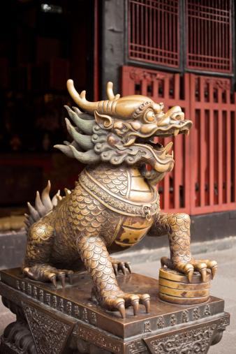 Dragon「Wenshu Monastery」:スマホ壁紙(12)