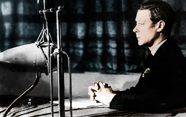 Speech「Edward Viii Giving His Abdication Broadcast To The Nation And The Empire, 11Th December 1936」:写真・画像(8)[壁紙.com]