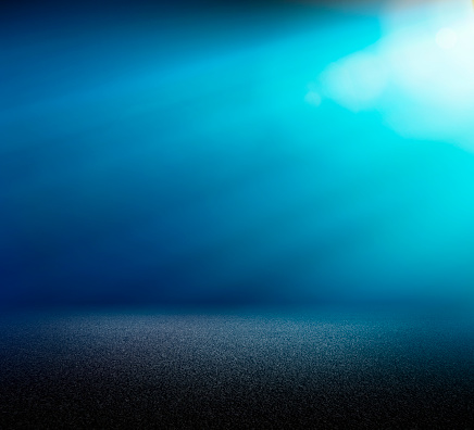 Blue Background「Studio Background」:スマホ壁紙(19)