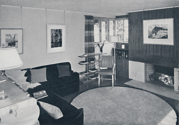 Rug「Sewall Smith Living-Room In The Architects Own Home At Niagara Falls」:写真・画像(12)[壁紙.com]
