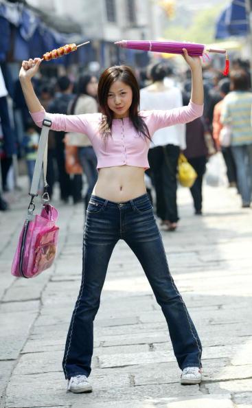 魅力的「2005 Miss Tourism Queen International China Contest」:写真・画像(10)[壁紙.com]