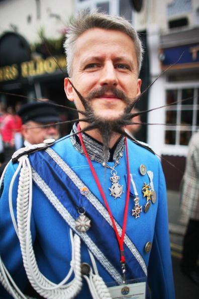 Beard「World Beard Championships Take Place In Brighton」:写真・画像(5)[壁紙.com]