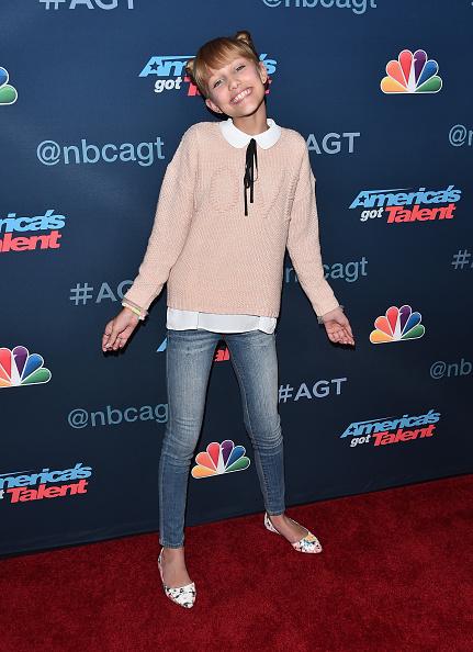 グレイス・ベンダーワール「'America's Got Talent' Season 11 Live Show - Arrivals」:写真・画像(8)[壁紙.com]