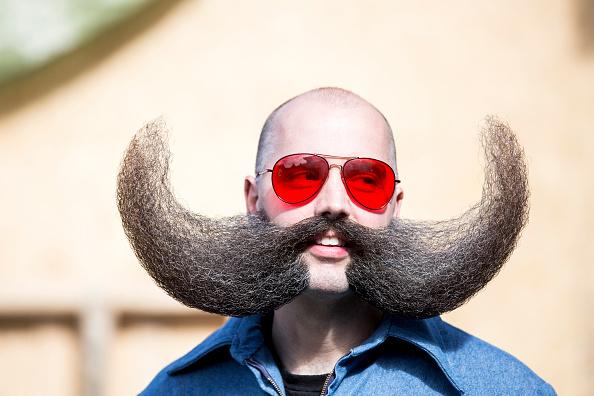 Mustache「World Beard And Moustache Championships 2015」:写真・画像(0)[壁紙.com]