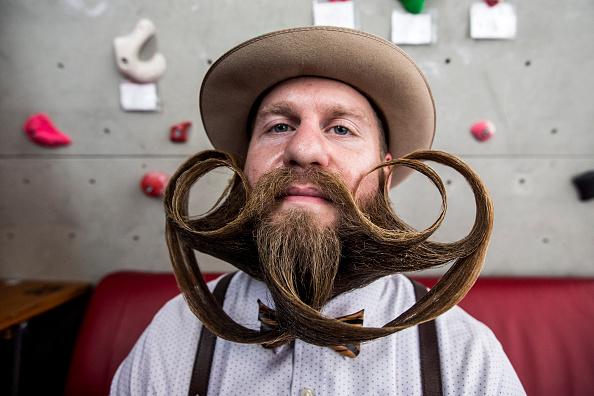 Mustache「World Beard And Moustache Championships 2015」:写真・画像(4)[壁紙.com]