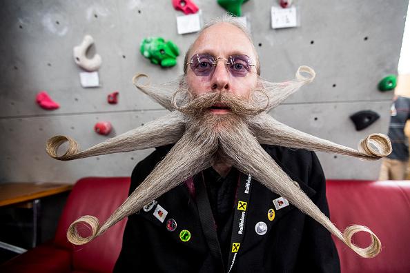 Mustache「World Beard And Moustache Championships 2015」:写真・画像(13)[壁紙.com]