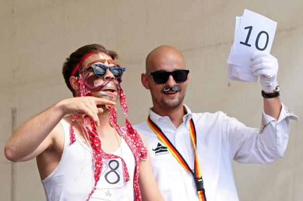 Yuppie「Hipster Olympics 2012」:写真・画像(14)[壁紙.com]