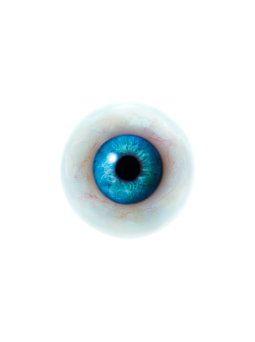 Human Eye「Eyeball」:スマホ壁紙(2)