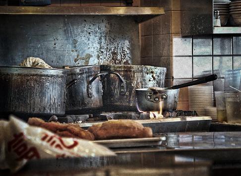 Unhygienic「Burnt Pots」:スマホ壁紙(19)