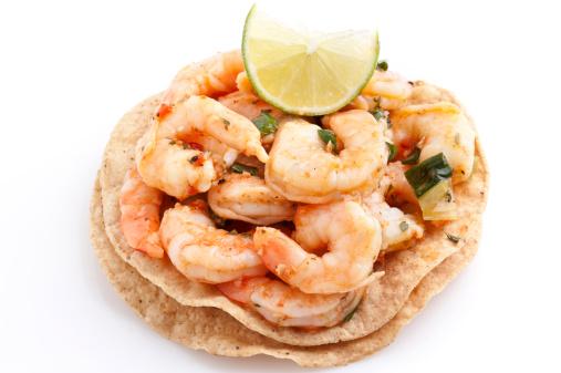 Tortilla - Flatbread「Shrimp Tostada」:スマホ壁紙(19)