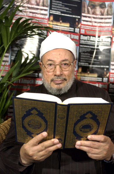Photoshot「Shaikh Yusuf Al-Qaradawi」:写真・画像(0)[壁紙.com]