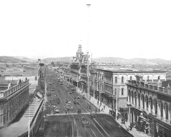 1900-1909「Main Street」:写真・画像(2)[壁紙.com]