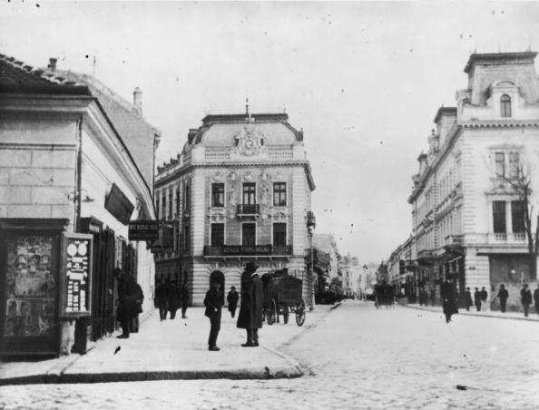 Belgrade - Serbia「Belgrade Street」:写真・画像(1)[壁紙.com]