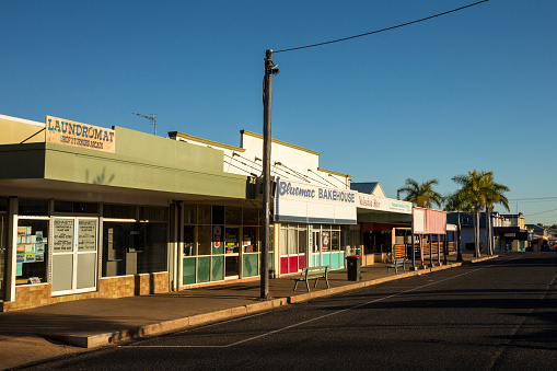 Queensland「Main Street, Clermont」:スマホ壁紙(18)