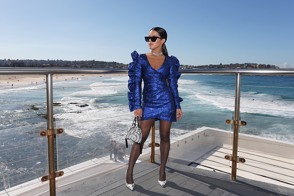 Blue「Ten Pieces - Front Row - Mercedes-Benz Fashion Week Australia 2019」:写真・画像(9)[壁紙.com]