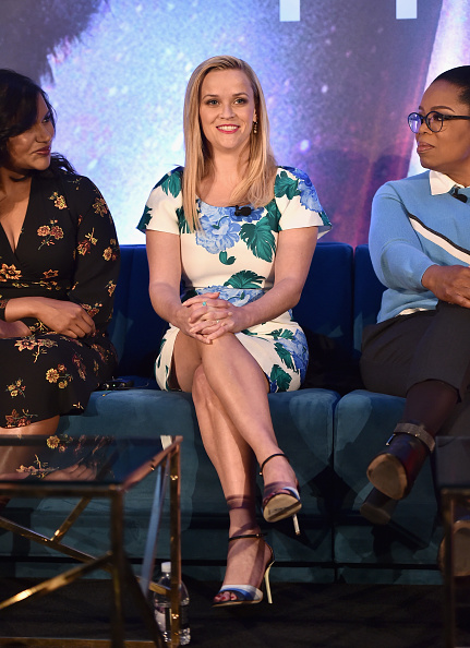 A Wrinkle in Time「'A Wrinkle In Time' Press Conference」:写真・画像(18)[壁紙.com]