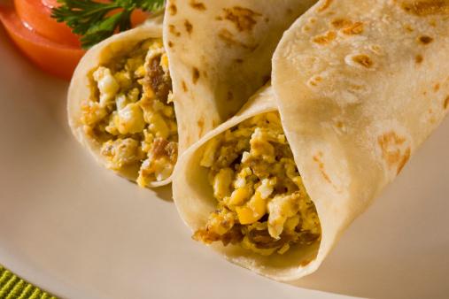 Taco「Machacado con Huevo Tacos in Flour Tortilla」:スマホ壁紙(12)