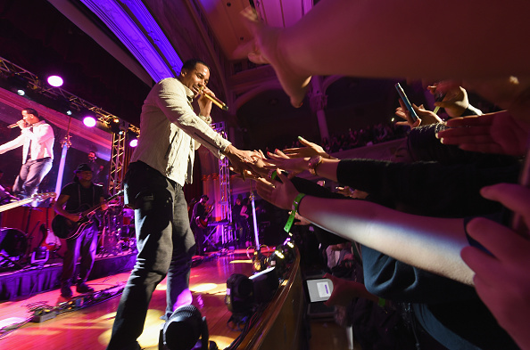 Tidal X「TIDAL X Sprint Presents Romeo Santos NYC Pop-Up Concert」:写真・画像(14)[壁紙.com]