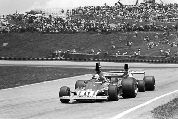 F1レース「Clay Regazzoni, Emerson Fittipaldi, Grand Prix Of Brazil」:写真・画像(17)[壁紙.com]