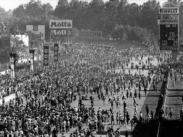Formula One Racing「Clay Regazzoni, Grand Prix Of Italy」:写真・画像(17)[壁紙.com]