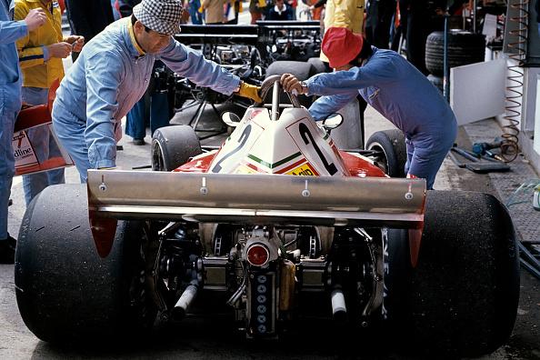 Mechanic「Clay Regazzoni, Grand Prix Of Spain」:写真・画像(16)[壁紙.com]