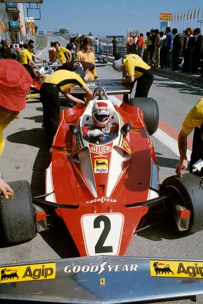 Mechanic「Clay Regazzoni, Grand Prix Of Spain」:写真・画像(15)[壁紙.com]