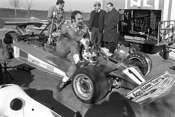 Motor Racing Track「Clay Regazzoni, Grand Prix Of France」:写真・画像(6)[壁紙.com]