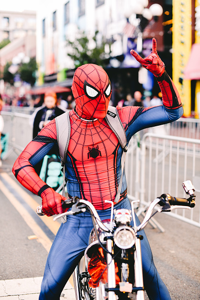 Comic con「2019 Comic-Con International - General Atmosphere And Cosplay」:写真・画像(17)[壁紙.com]