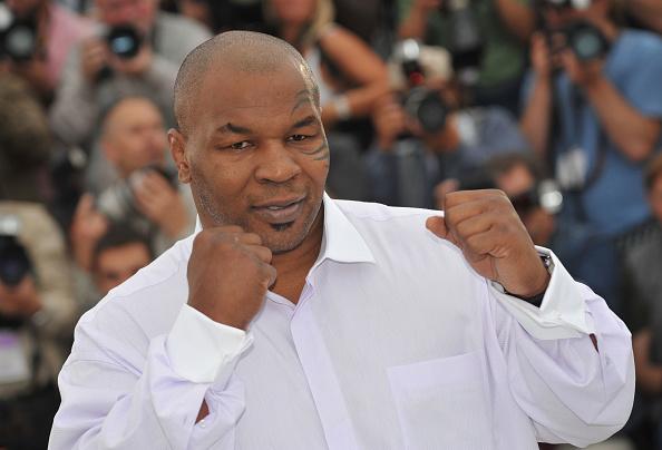 Mike Tyson「Cannes 2008 - Tyson Photocall」:写真・画像(9)[壁紙.com]