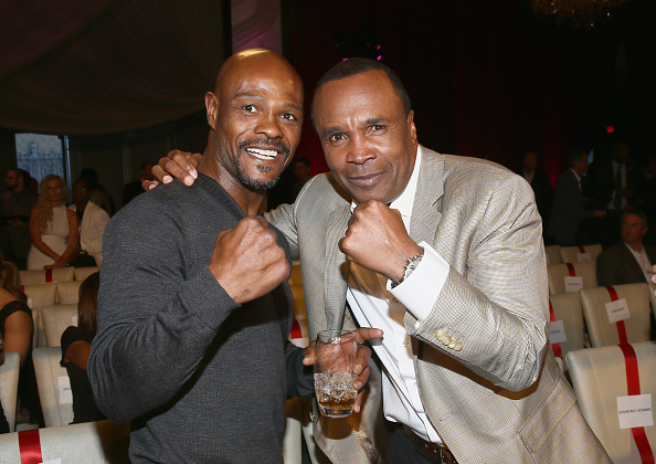 """Boxer Terry Norris「B. Riley & Co. And Sugar Ray Leonard Foundation's 6th Annual """"Big Fighters, Big Cause"""" Charity Boxing Night」:写真・画像(0)[壁紙.com]"""