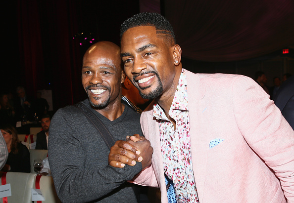 """Boxer Terry Norris「B. Riley & Co. And Sugar Ray Leonard Foundation's 6th Annual """"Big Fighters, Big Cause"""" Charity Boxing Night」:写真・画像(3)[壁紙.com]"""