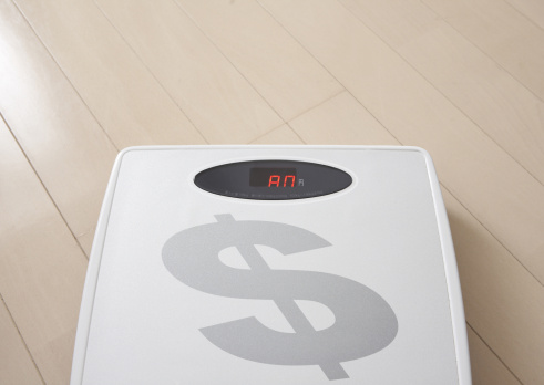Flooring「Weight scale with dollar sign」:スマホ壁紙(6)