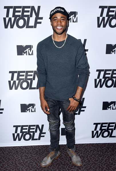 カリフォルニア州「MTV Teen Wolf 100th Episode Screening and Series Wrap Party」:写真・画像(2)[壁紙.com]