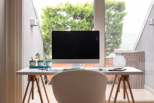 Working「Home, Desk, Computer, Home Office, Covid, Turkey, Istanbul」:スマホ壁紙(10)