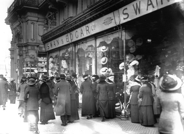 Cool Attitude「Piccadilly Shop 1914」:写真・画像(12)[壁紙.com]